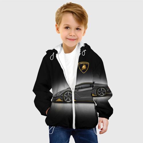 Детская куртка 3D Lambo Фото 01