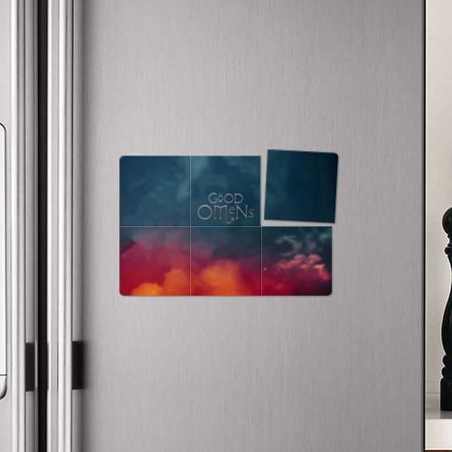 Магнитный плакат 3Х2 Сериал Благие намерения Фото 01