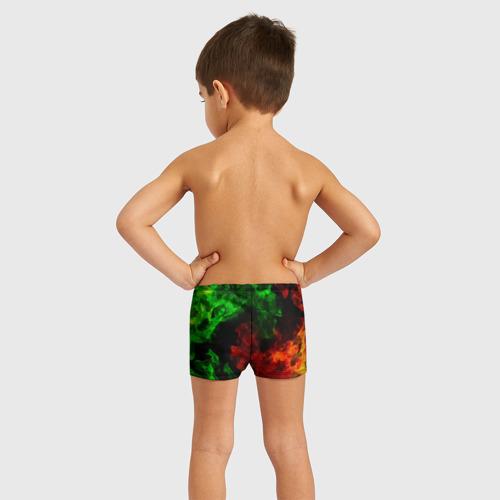 Детские купальные плавки 3D BRAWL STARS Фото 01