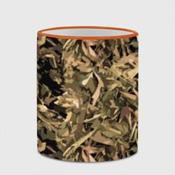 Камуфляж - листья