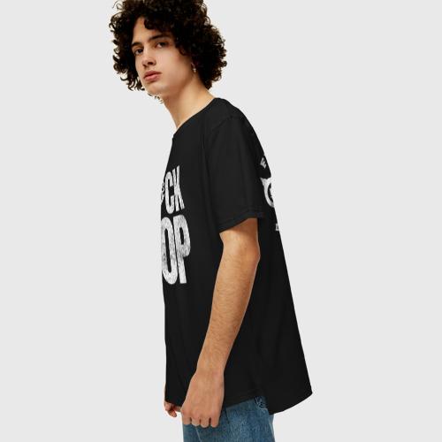 Мужская футболка хлопок Oversize Five Finger Death Punch Фото 01