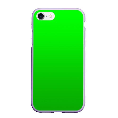 Чехол для iPhone 7/8 матовый BRAWL STARS LEON Фото 01