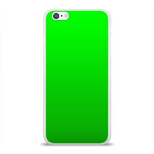 Чехол для iPhone 6/6S Plus глянцевый BRAWL STARS LEON (НА СПИНЕ) Фото 01