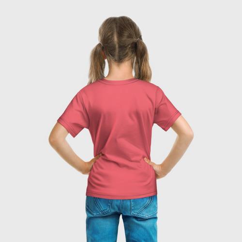 Детская футболка 3D Любовь в наручниках за  1025 рублей в интернет магазине Принт виды с разных сторон