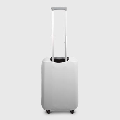 Чехол для чемодана 3D ЪУЪ (Glitch). Фото 01