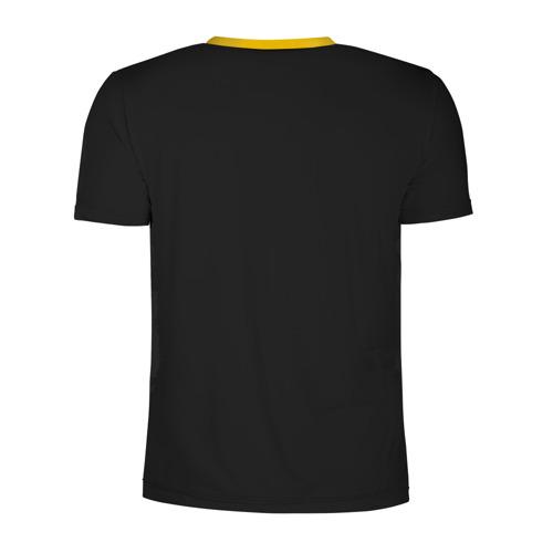 Мужская футболка 3D спортивная Золотое сечение Фото 01