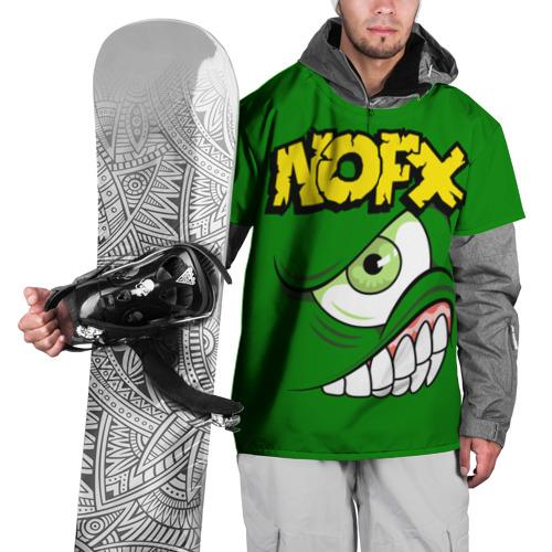 Накидка на куртку 3D NOFX XS