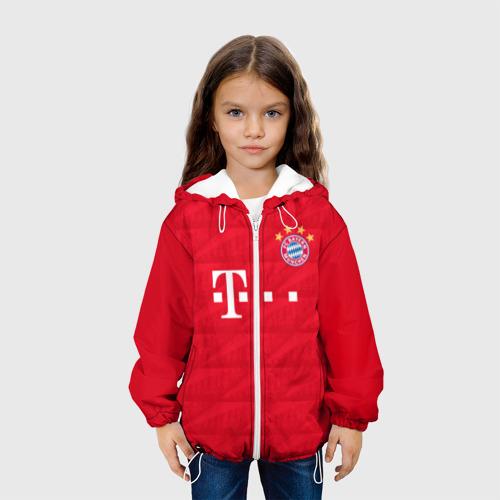 Детская куртка 3D Bayern home 19-20 Фото 01