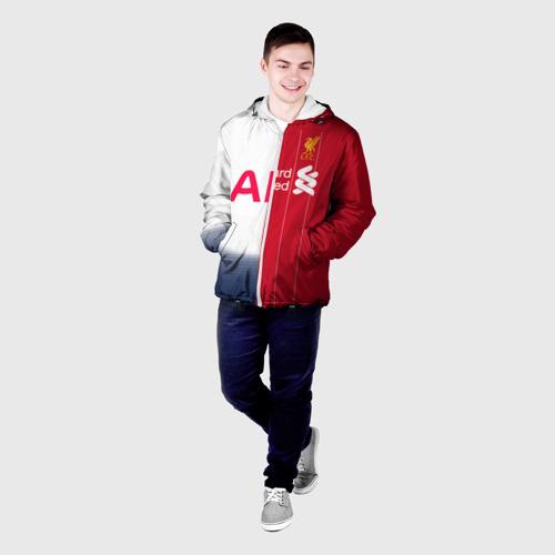 Мужская куртка 3D  Фото 03, Liverpool vs Tottenham