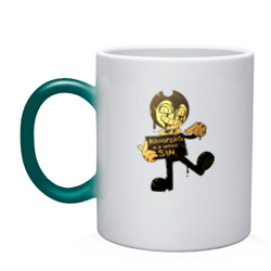 Bendy And The Ink Machine (43)
