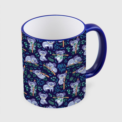 Фиолетовые коалы