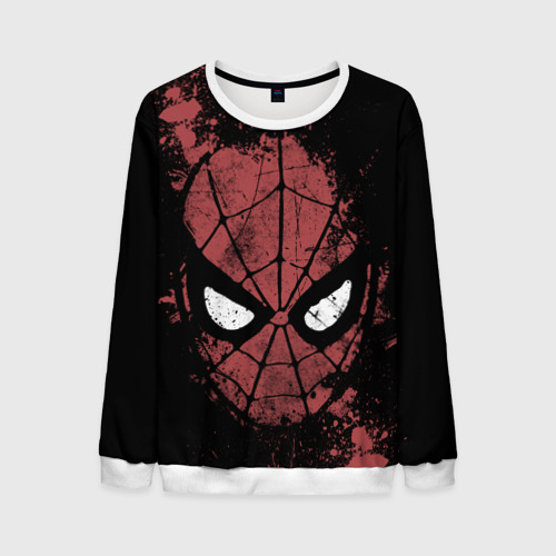 Мужской свитшот 3D Spider-man splashes