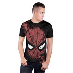 Spider-man splashes