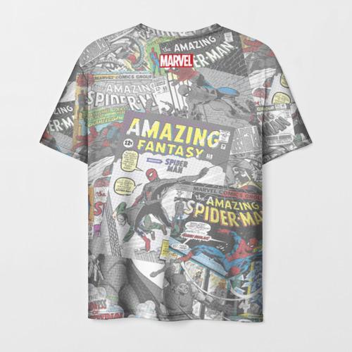 Мужская футболка 3D  Фото 02, Spider-man