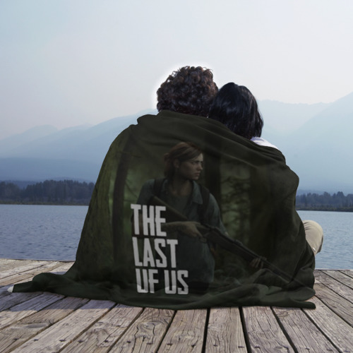 Плед 3D  Фото 02, THE LAST OF US