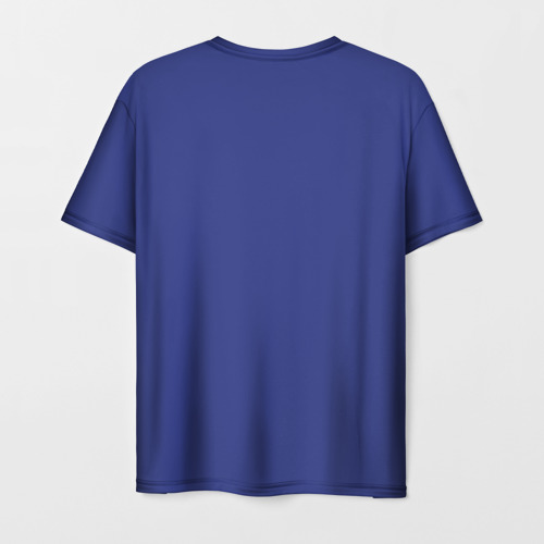 Мужская футболка 3D Фея тяжелой атлетики Фото 01