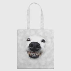 Собака - улыбака