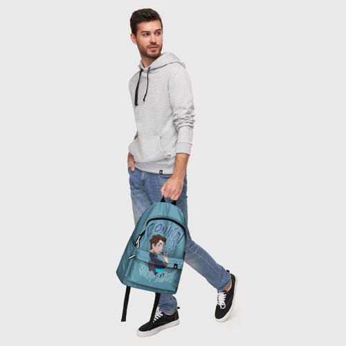 Рюкзак 3D CONNER STOP Фото 01