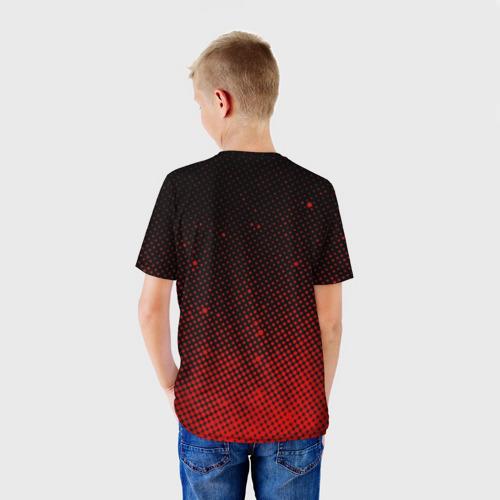 Детская футболка 3D  Фото 02, ЛЯ КАКОЙ - HARDPLAY