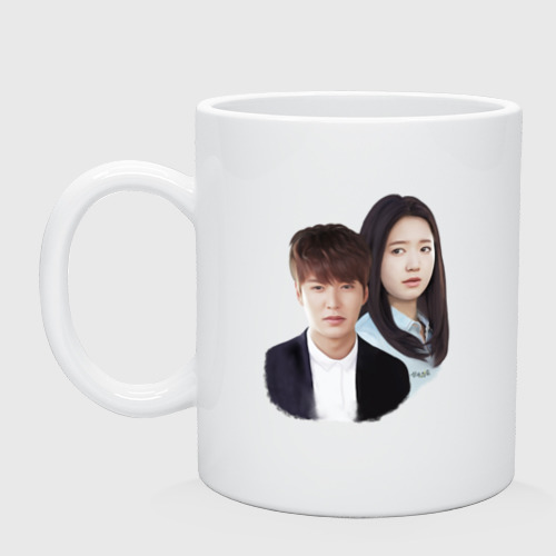 Кружка Kim Tan and Cha Eun Sang