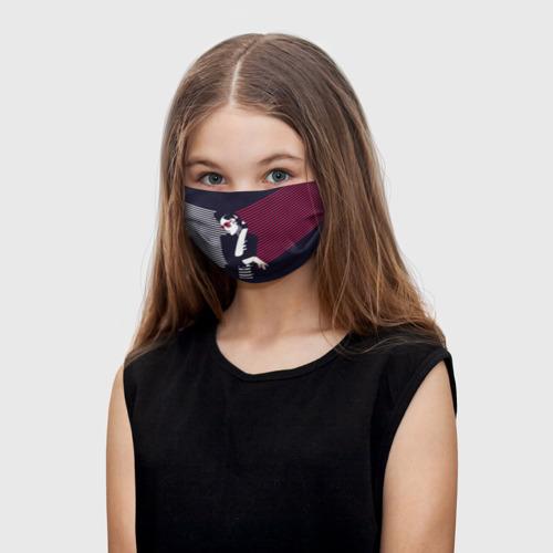 Детская маска (+5 фильтров) Стильная женщина One фото