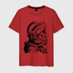 Скелет астронавт