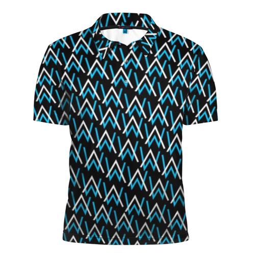 Мужская рубашка поло 3D ALAN WALKER