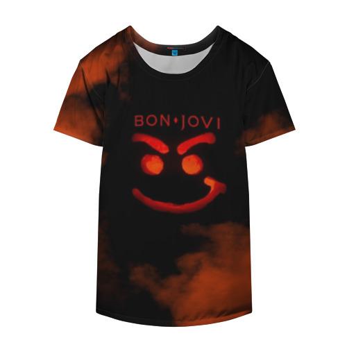 Накидка на куртку 3D  Фото 04, Bon Jovi