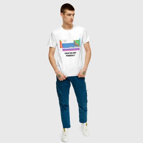 Мужская футболка хлопок ношу эту футболку периодически Фото 01