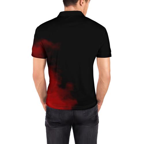 Мужская рубашка поло 3D  Фото 04, Maggots - Slipknot