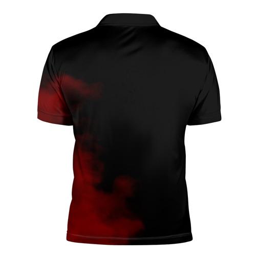 Мужская рубашка поло 3D  Фото 02, Maggots - Slipknot