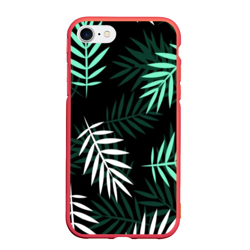 Листья пальмы.
