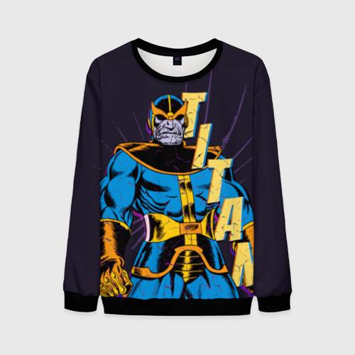 Thanos titan