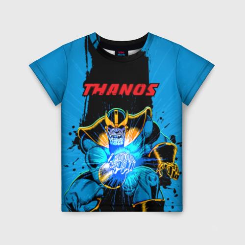 Thanos comics