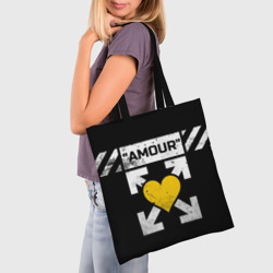 """OFF-WHITE """"AMOUR"""""""