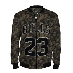 Chicago Bulls 23 Camo