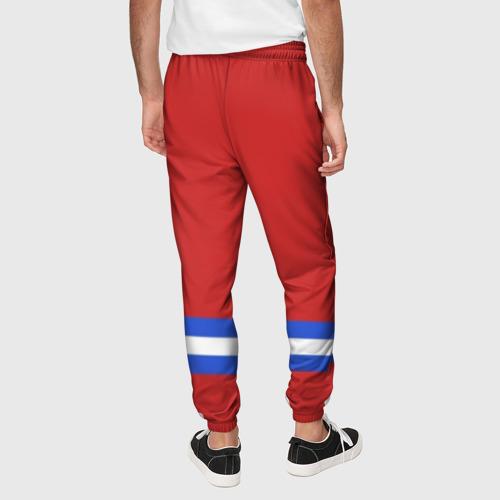 Мужские брюки 3D ХОККЕЙ РОССИЯ  Фото 01