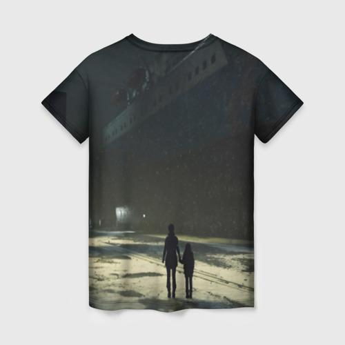 Женская футболка 3D DETROIT:BECOME HUMAN Фото 01