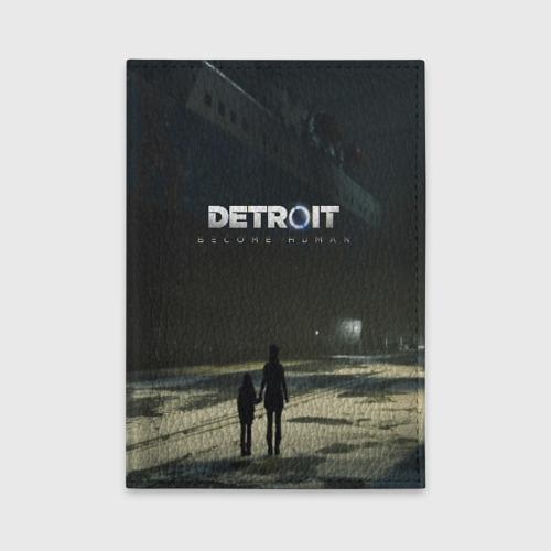 Обложка для автодокументов DETROIT:BECOME HUMAN Фото 01