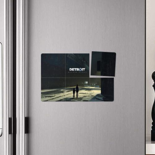 Магнитный плакат 3Х2 DETROIT:BECOME HUMAN Фото 01