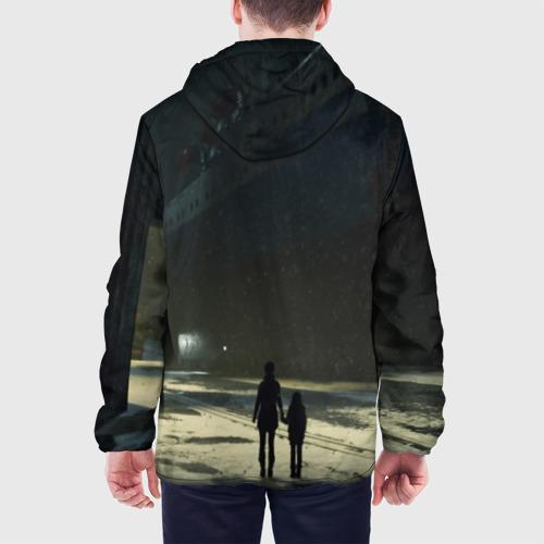 Мужская куртка 3D DETROIT:BECOME HUMAN Фото 01