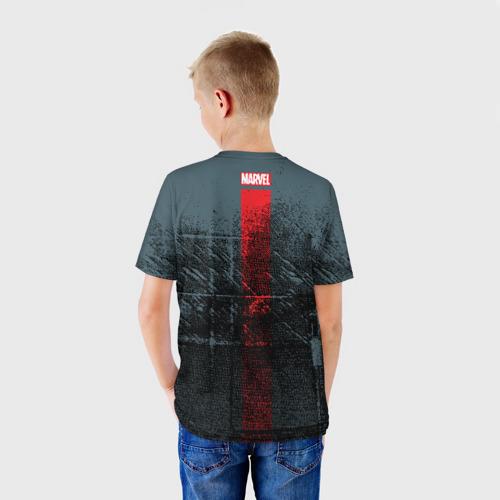 Детская футболка 3D  Фото 02, Молот Тора