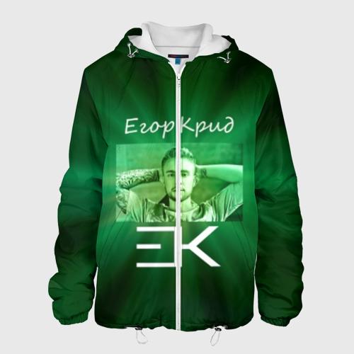 Мужская куртка 3D  Фото 01, Егор Крид