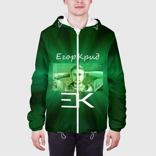 Мужская куртка 3D  Фото 04, Егор Крид