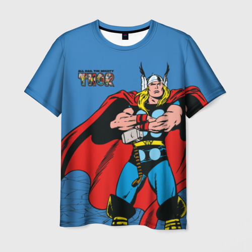 All hail the mighty Thor