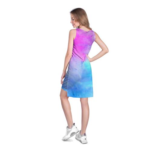 Платье-майка 3D Лето Фото 01