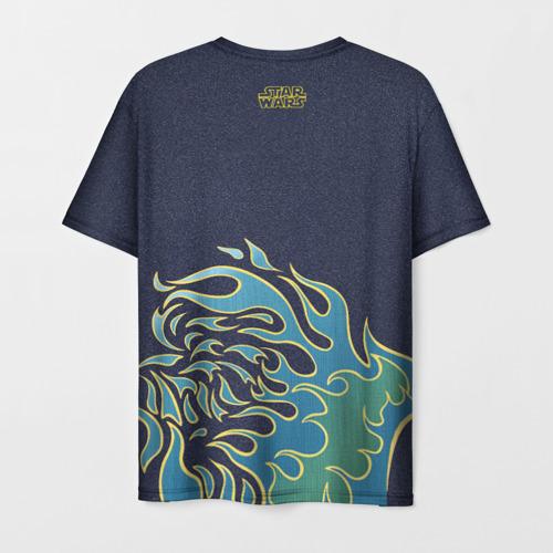 Мужская футболка 3D Имперский штурмовик Фото 01