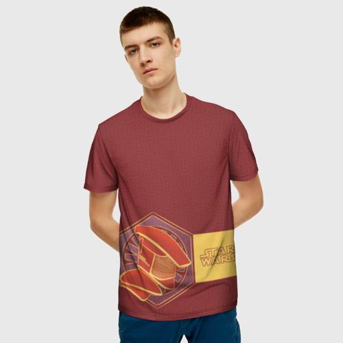 Мужская футболка 3D Преторианская гвардия Фото 01