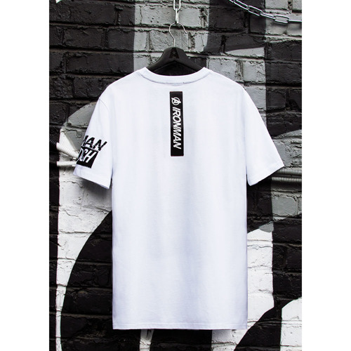 Мужская футболка Марвел Железный человек Limited Фото 01