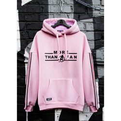 More than a fan Limited pink